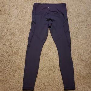 lululemon athletica Pants - Lululemon Athletica Purple Leggings Yoga Pants 8